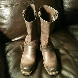 Frye Shoes - Coolest Boots Ever Made